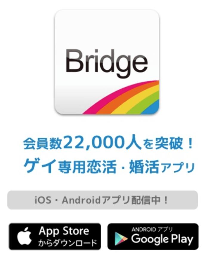 Bridge(ゲイ向けマッチングアプリ)