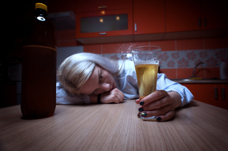 愛人探しに疲れた女性