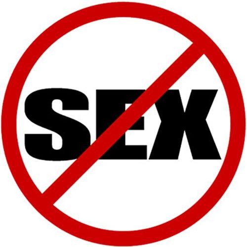 SEX禁止画像