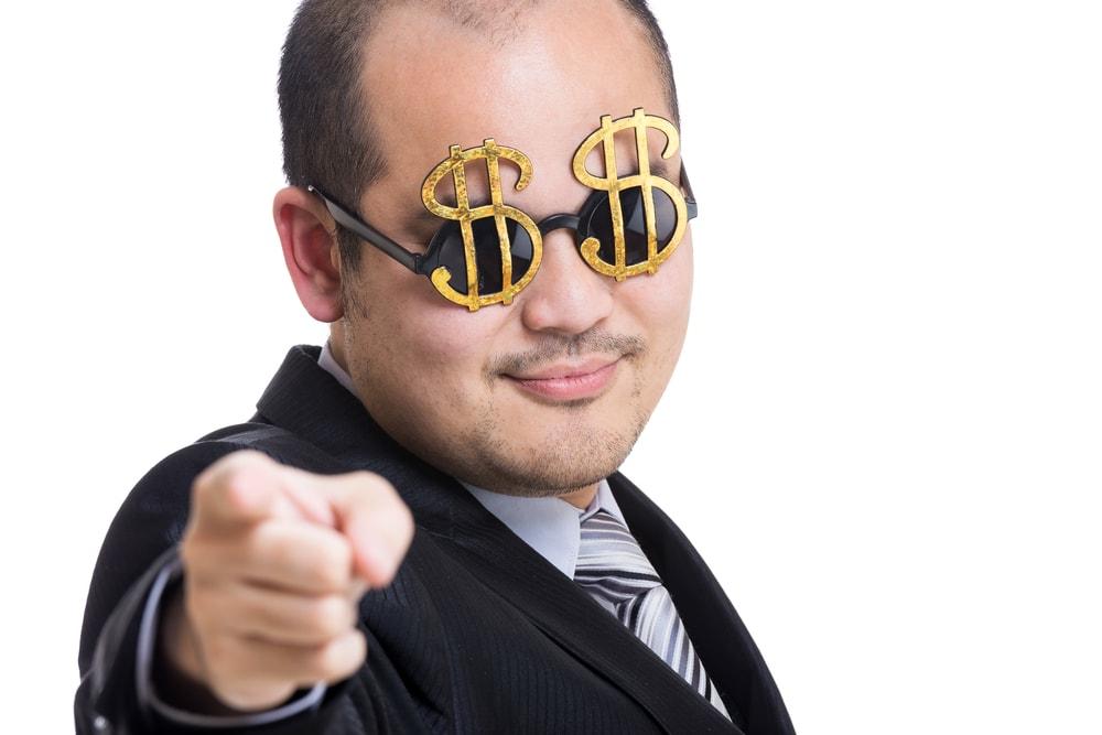 中国人の富裕層画像