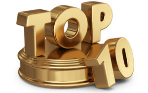 TOP10 ランキング