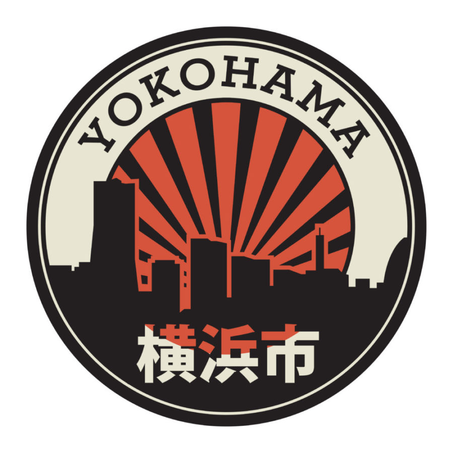 横浜スタンプ画像